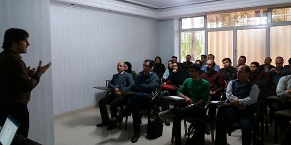 کلاس رفع اشکال دکتر شکراللهی